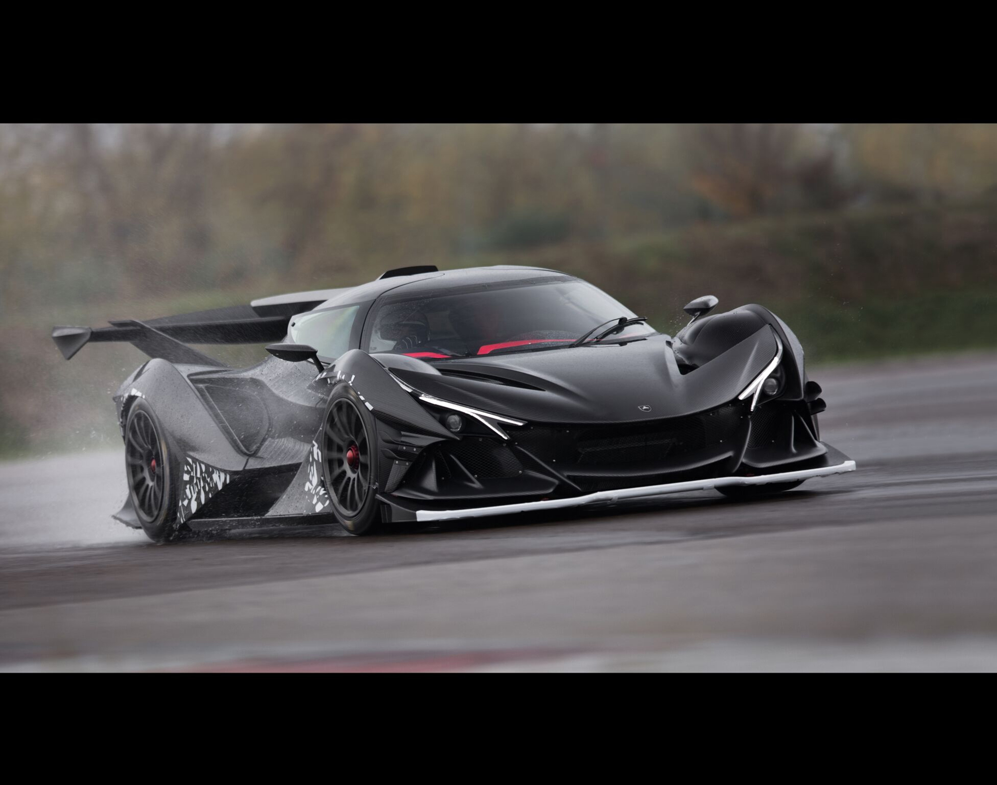 apollo automobil successfully completes another round of testing on their intensa emozione  u201cie